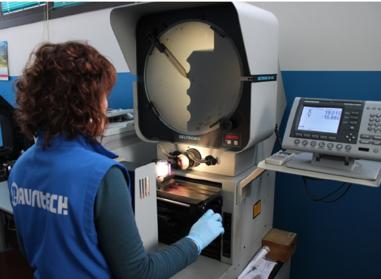 delt - Mauritech tornitura e meccanica di alta precisione dal 1998